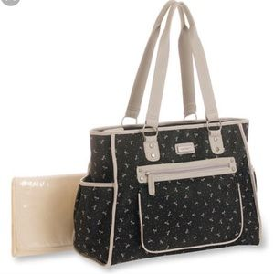 Carter's Diaper Bag W/ Changing pad